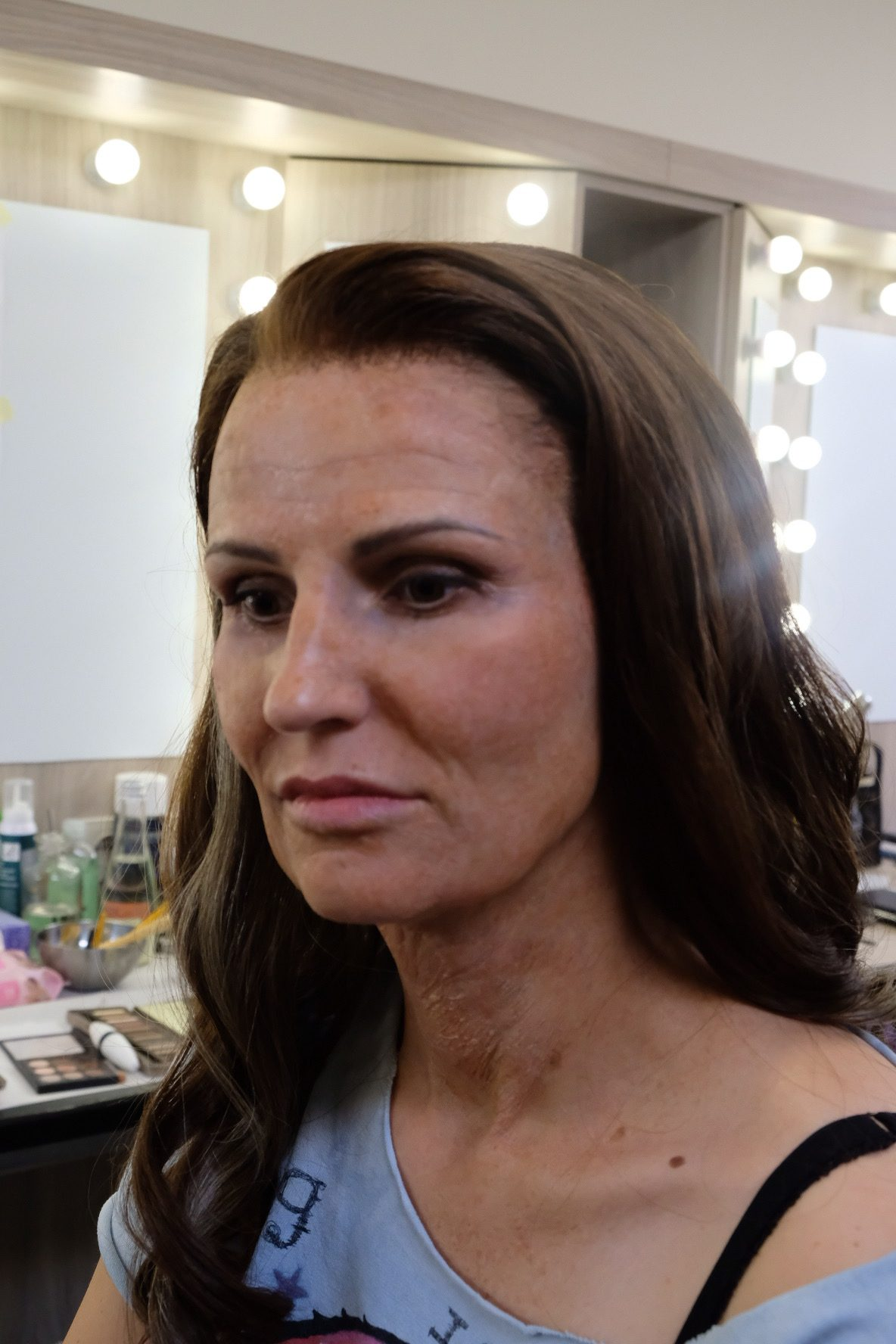 Makeup Application with Rebecca Butterworth
